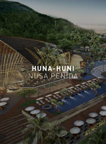 Huna Huni Nusa Penida