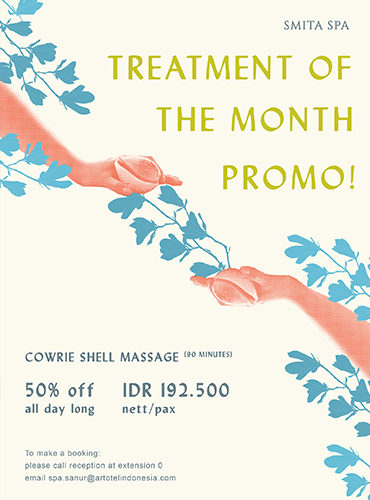 SMITA SPA - Cowrie Shell Massage