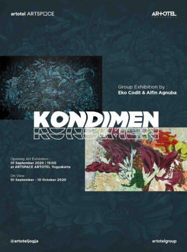 kondimen art exhibition