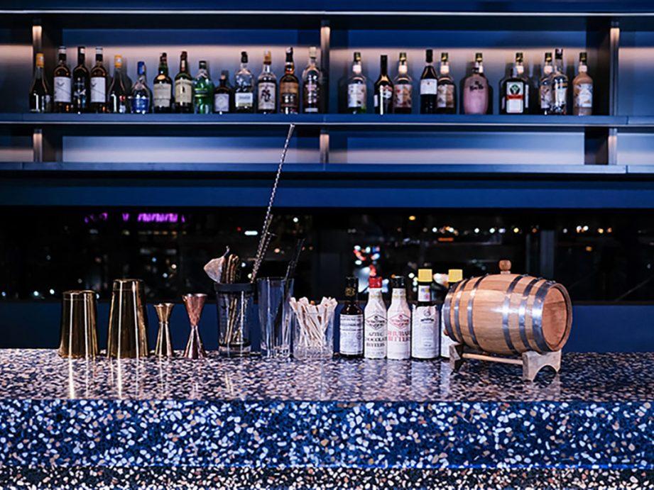 11.12 Rooftop _ Bar - Indoor Bar